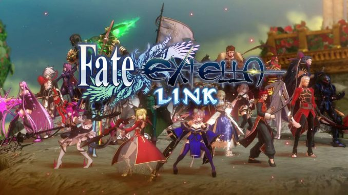 Fate/EXTELLA LINK Main