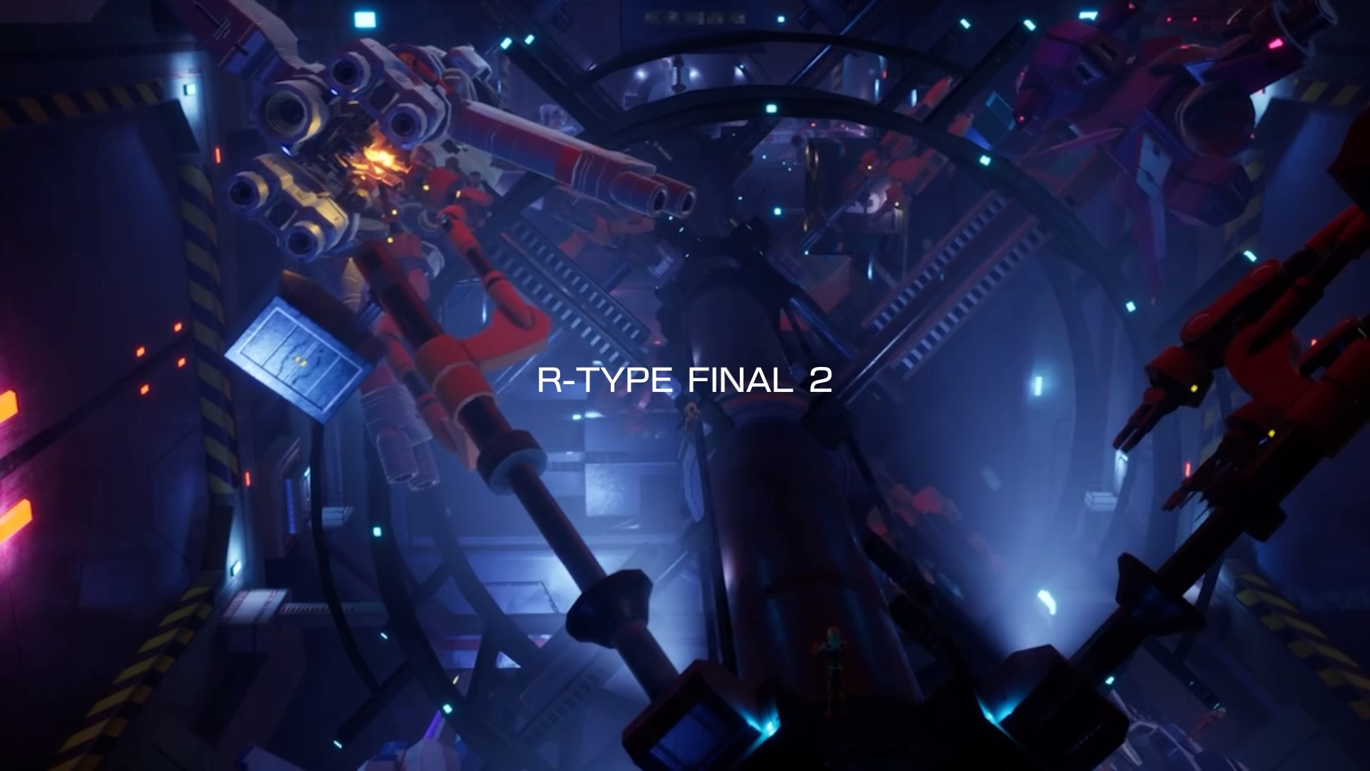 R-TYPE FINAL 2 Demo_20210406004838